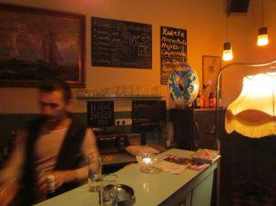 In der Fisch-Bar