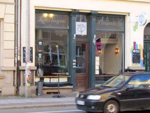 Café Robotnik in Connewitz