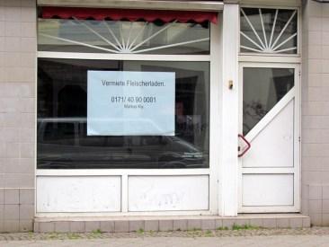 Vermiete Fleischerladen (Kresse, März 2016)