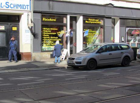 Fleischerei (Schröer) in Connewitz