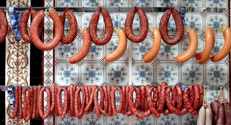 Fleisch- und Wurstwaren II