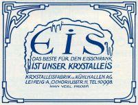 Krystalleisfabrik Anger-Crottendorf 1911