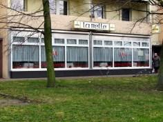 Gaststätte La Belle in Grünau, Karlsruher Straße