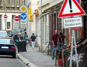 Das Georg-Schwarz-Straßenfest