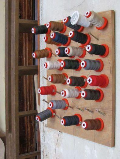 Schuhmacherutensilien