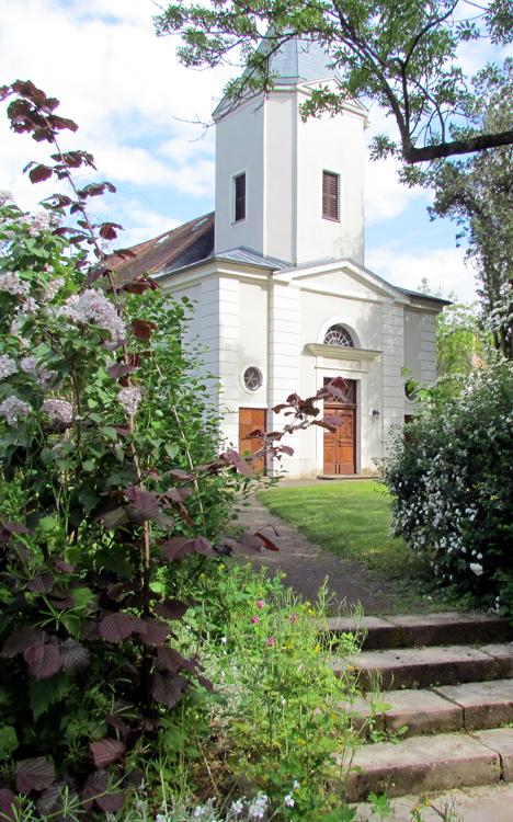 Kirche in der Russenstraße