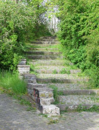 Aufgang zum Kirschberg