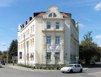 Ehemaliges Postamt Probstheida im Sommer 2016