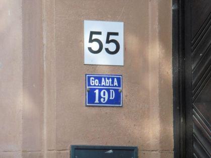 Go(hlis), Prellerstraße