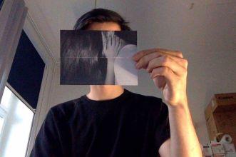 Zwei Tickets fügen sich zu einem Bild (Foto: Veranstalter)