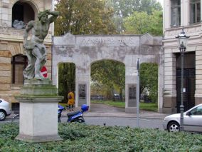 Künstlerhaus am Nikischplatz, Situation heute