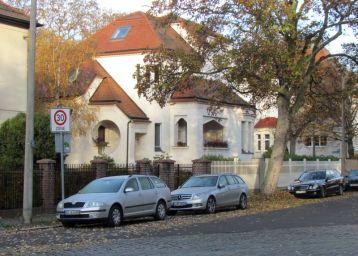 Landhaus des Malers Walter Queck