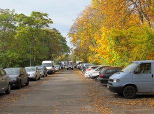 Parkplatz Brüderstraße