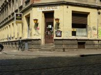 Marienburg / Frau Krause in der Simildenstraße