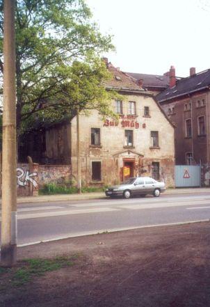 Zur Mühle in der Platnerstraße