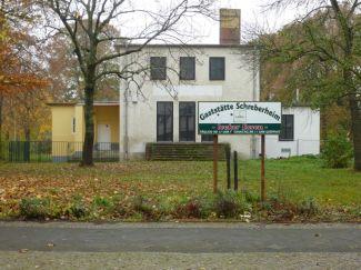 Schreberheim in der Holsteinstraße