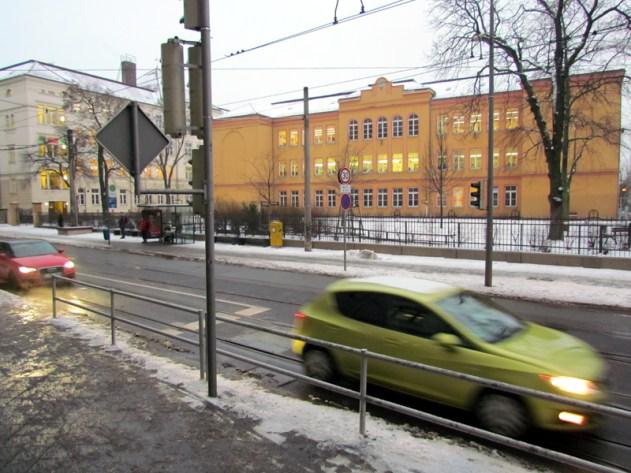 Schule Leutzsch, Januar 2017