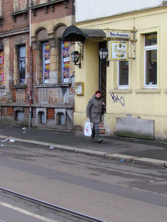 Altes Gambrinus in der Georg-Schwarz-Straße