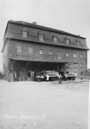 Gehörte auch dazu: Mühle Quasnitz (Lützschena)