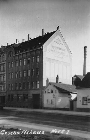 Geschäftshaus Werk I, Schönefelder Straße 6