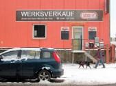 Ehem. Löwenbäckerei in der Zschortauer Straße