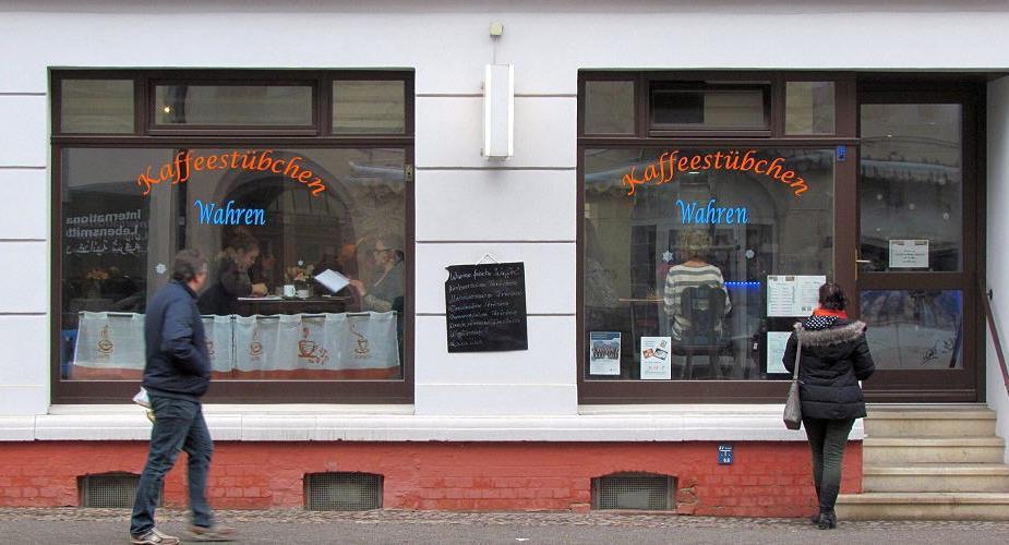 Kaffeefahrt durch Leipzig