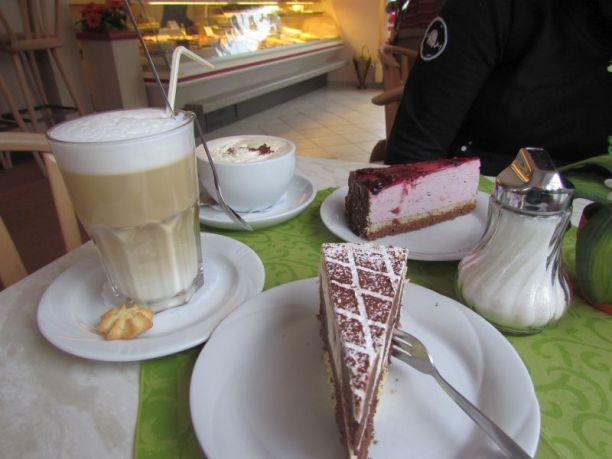 Café Feiste in Grünau