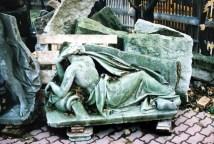 1992: Lipsia ohne Kopf (Foto: Norbert Lotz)