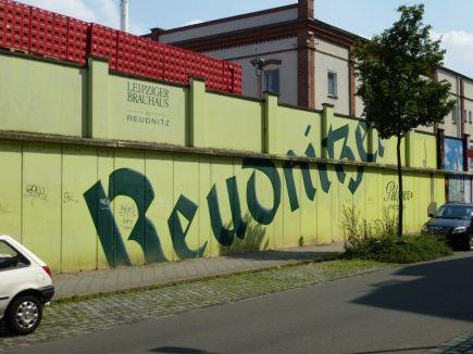 """""""Reudnitzer"""" gibt's maximal noch auf dem Flohmarkt"""