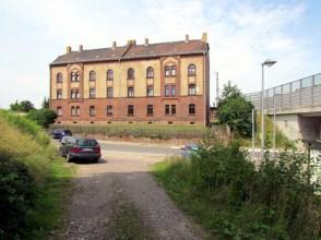 Eisenbahnerwohnhaus in Lützschena