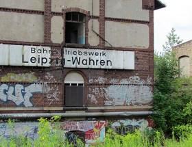 Verlassene Bahnhöfe XI