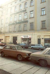 Thomasiusstraße: Mitteldeutsche Neueste Nachrichten, Foto aus den 1990ern