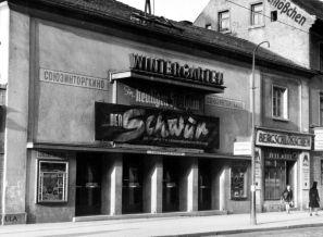 Wintergarten 1947, Foto: Leipziger Lichtspieltheater-Archiv Ralph Nünthel