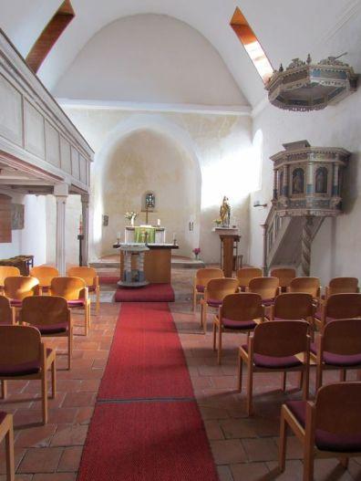 Kirche in Landsberg