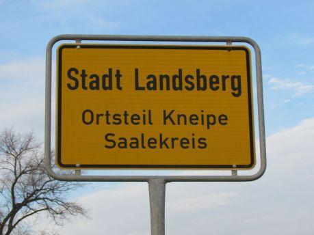 Landsberg, Ortsteil Kneipe