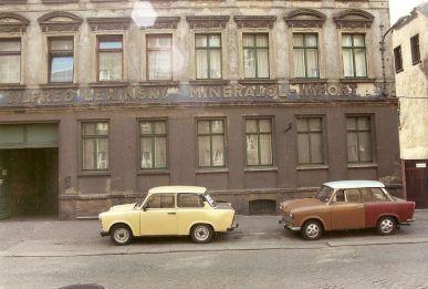 Alfred Lewinsky, Angerstraße, 1995