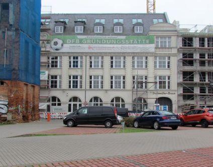 Auch im Buch: Der ehem. Mariengarten, heute Hofmeister-Haus