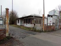 Pförtnerhäuschen am Hellraiser in Engelsdorf