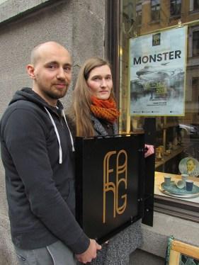 Paul und Antje, FANG und Monster
