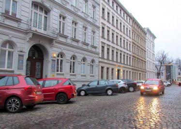 Davidstraße 11 im Januar 2018