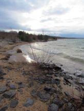 Sieht aus wie an der Ostsee