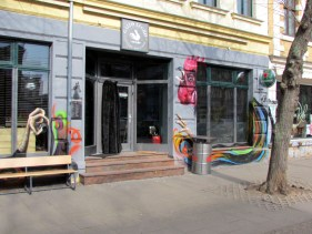 Gallo Negro in der Karl-Heine-Straße