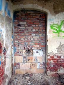 Alte Villa: Zutritt nicht erwünscht