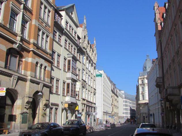 Immer ruhig: Ritterstraße