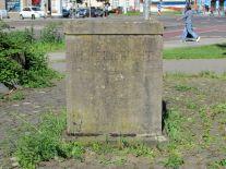 """Hochgericht"" am Gerichtsweg / Ecke Dresdner Straße"
