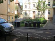 Schlippe vom Kantatenweg hoch zur Windorfer Straße