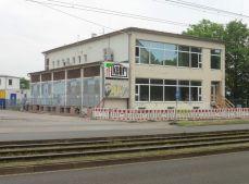 Nicht die Post (wie wir dachten), sondern ein Gebäude der LVB
