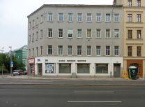 Ehem. RFT-Laden in der Eutritzscher Straße