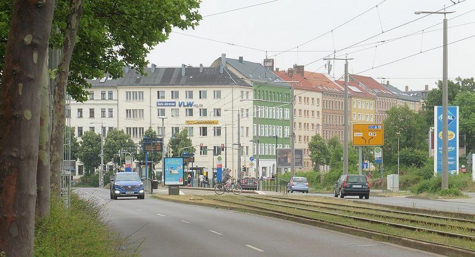 Eutritzscher Straße