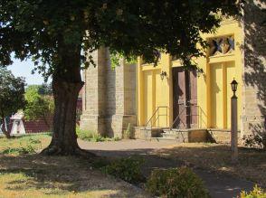 Kirche in Höhnstedt